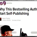 Why This Bestselling Author Decided To Start Self-Publishing