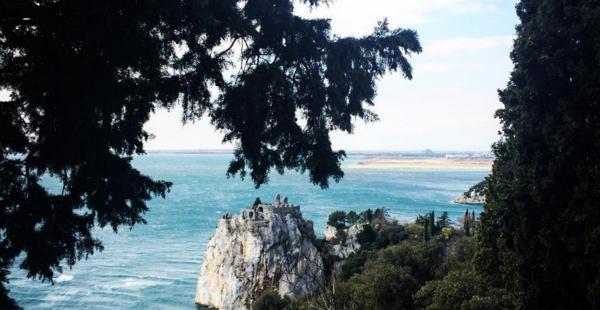 Dalle parti di Trieste